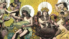 baroness yellow & green video take my bones away