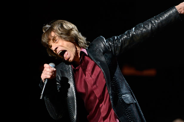 Moves like Mick Jagger