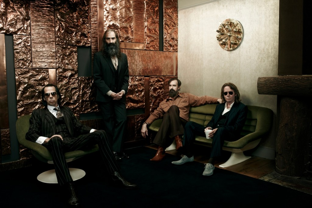 Nick Cave and The Bad Seeds dig yourself lazarus