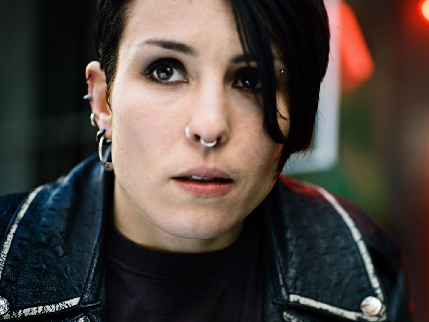 Noomi Rapace the girl with the dragon tatoo