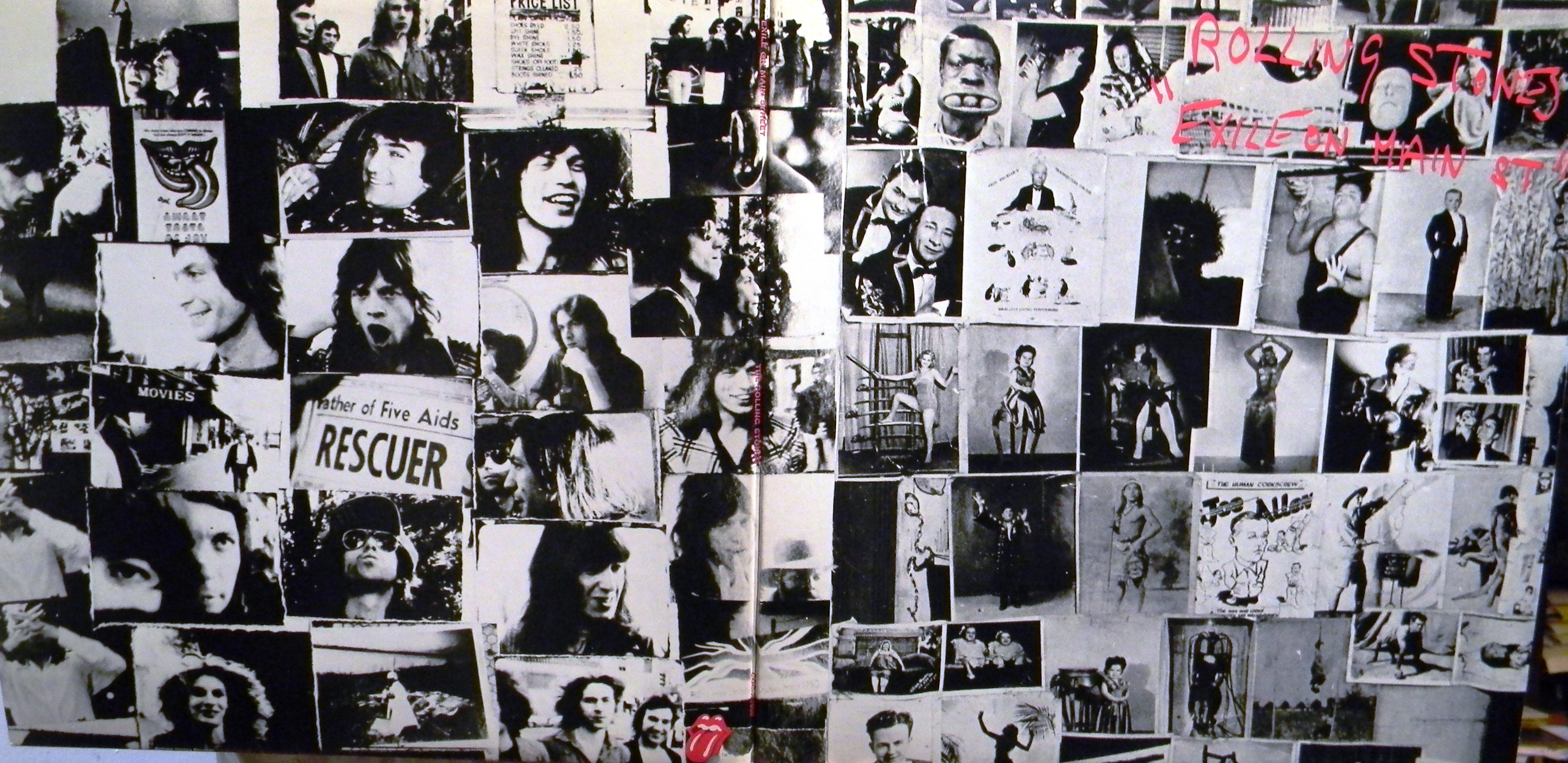 rolling stones exile on main street 1972 full cover album