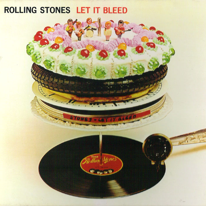 let it bleed cover album rolling stones