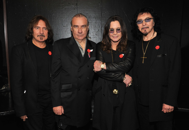 black sabbath new album in 2013