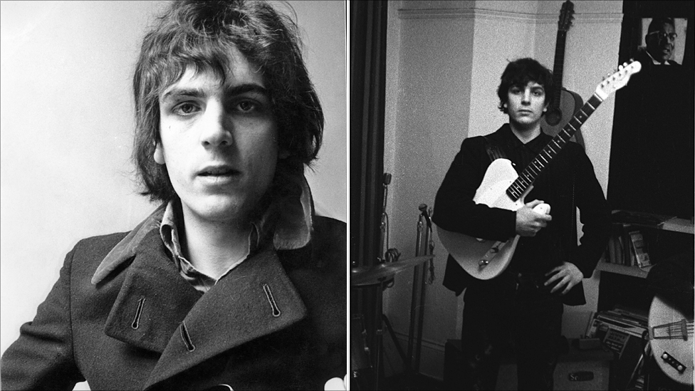 Syd Barret mental health problems