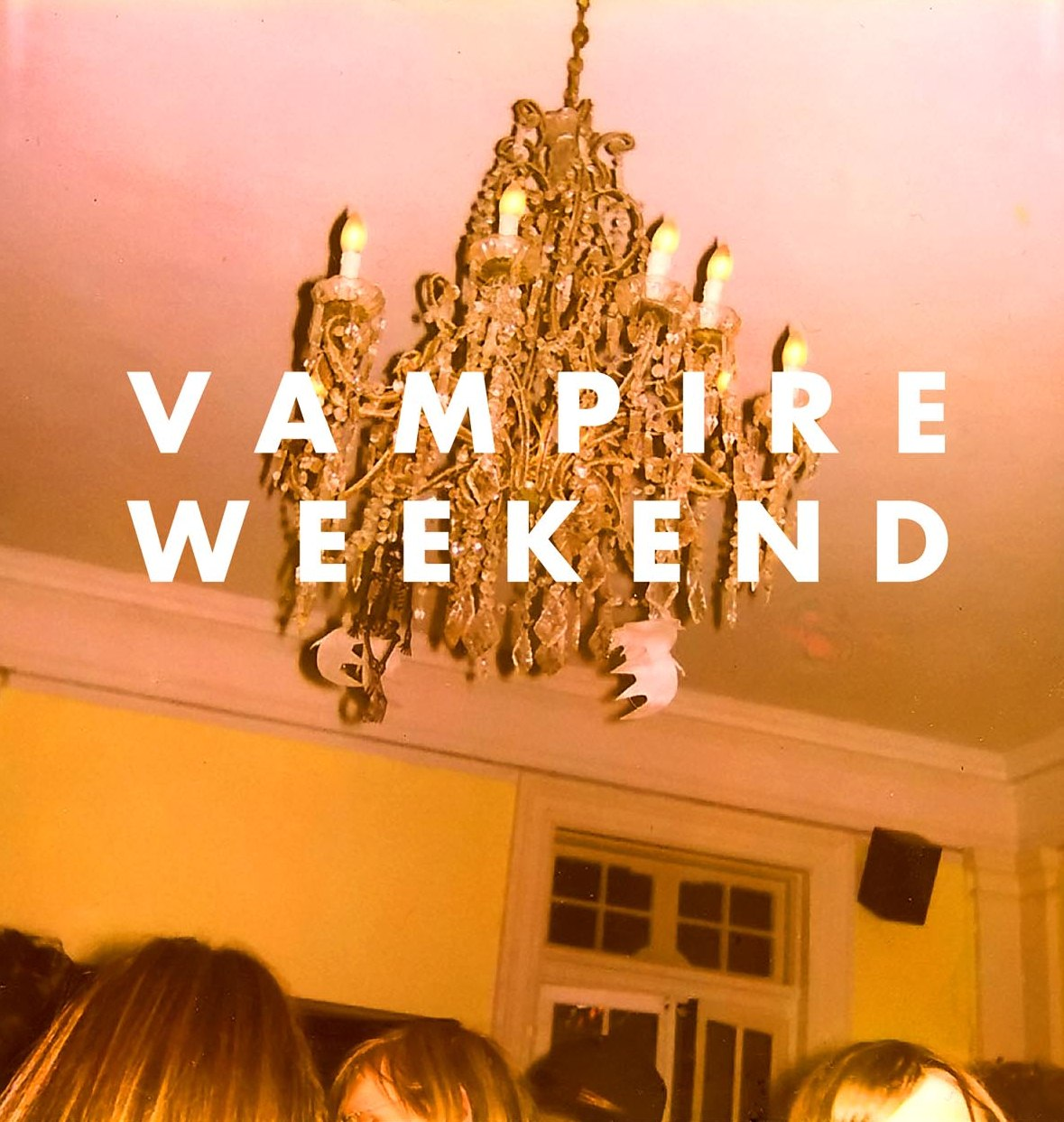 Vampire Weekend Vampire Weekend cover album