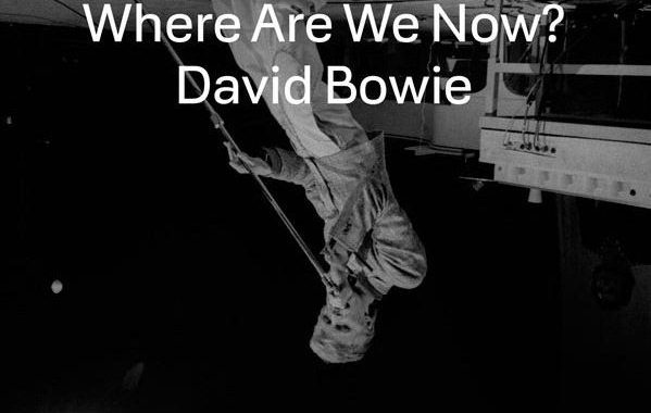 david bowie where are we now cover