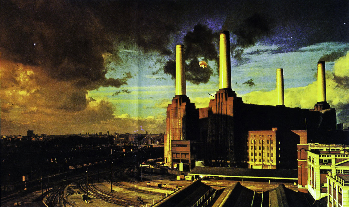 pink floyd animals hd wallpaper