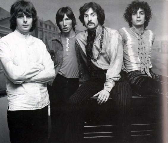pink floyd original line up 1967
