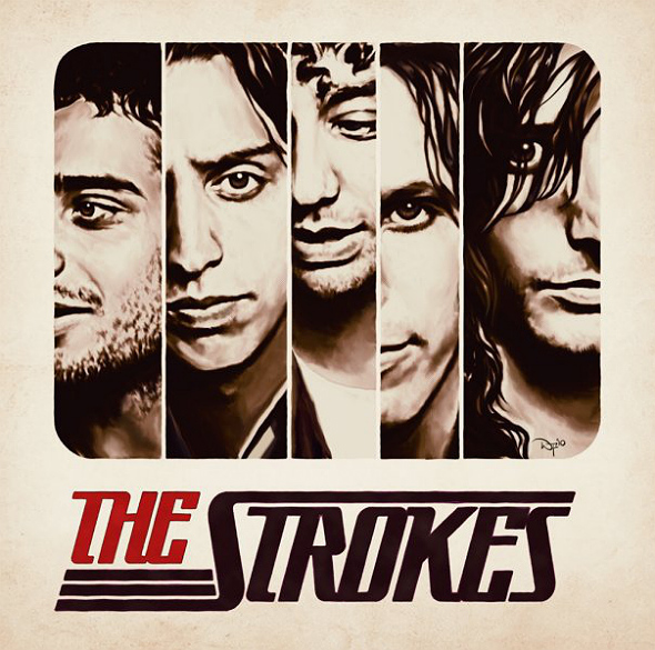 the strokes albums discography