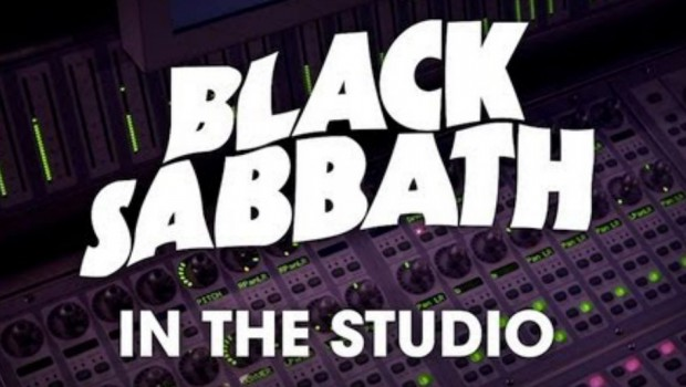 Black Sabbath in the Studio new album 13