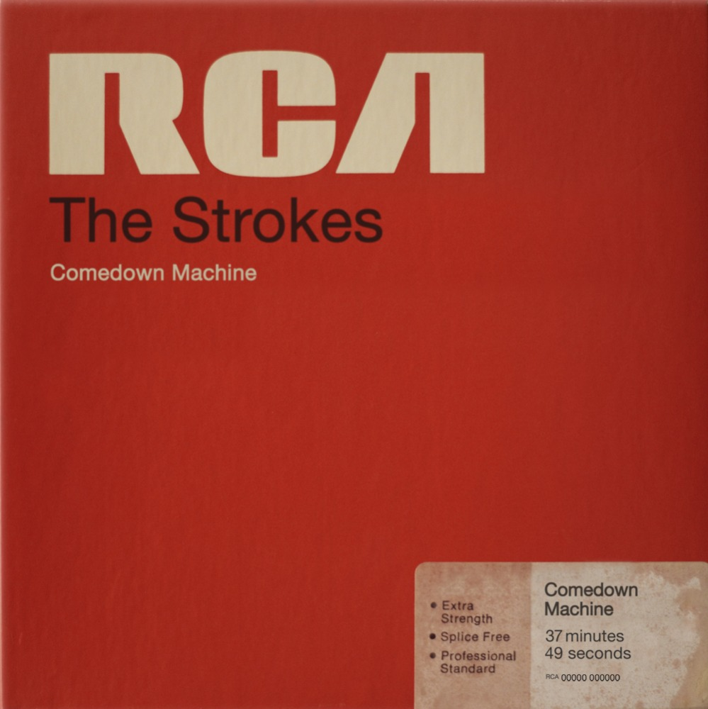 Comedown Machine The Strokes