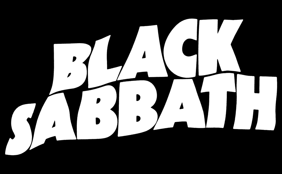 black sabbath logo wallpaper