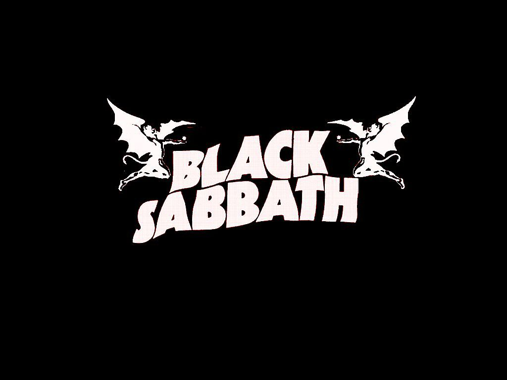 black sabbath wallpaper black