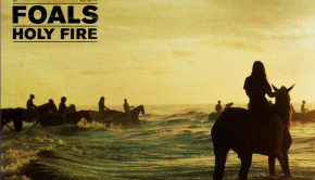 foals holy fire cover album