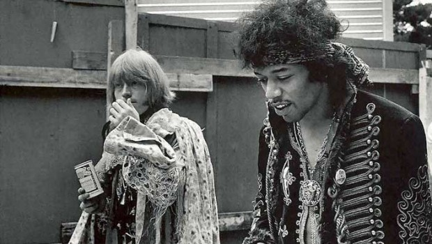 jimi hendrix brian jones live at monterey