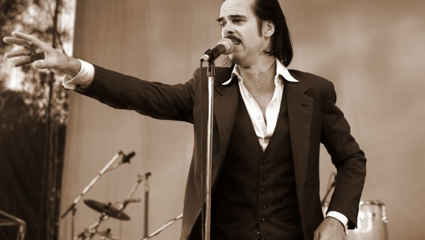 nick cave push the sky away