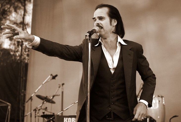 nick cave push the sky away new album