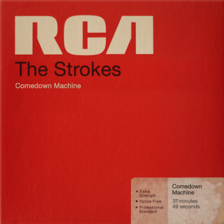 the strokes album comedown machine