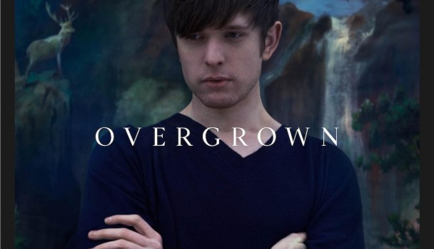 James blake new cover album 2013 overgrown