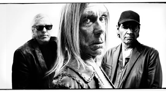 Iggy and the stooges 2013