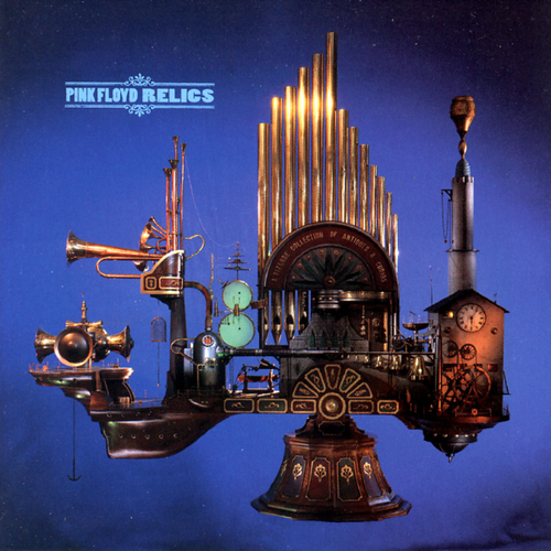 Relics Cover pink floyd