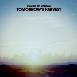 boards of canada tomorrow's harvest cover