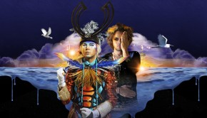 empire of the sun cover album walking on a dream 2008