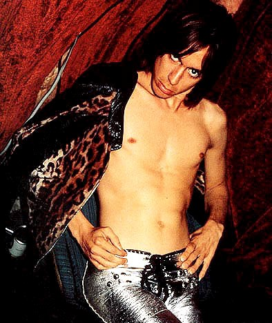 iggy pop pic on raw power album