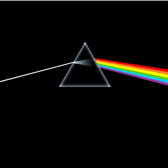 pink floyd dark side of the moon album cover