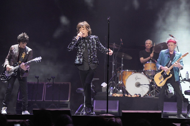 rolling stones 50 & counting tour