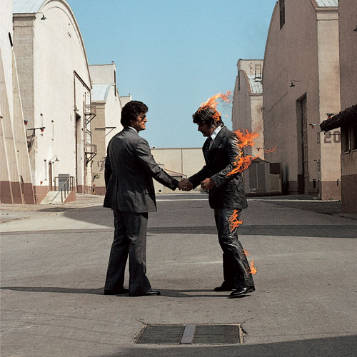 wish you were here cover pink floyd