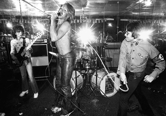 Iggy and the stooges albums the godfathers of punk rock