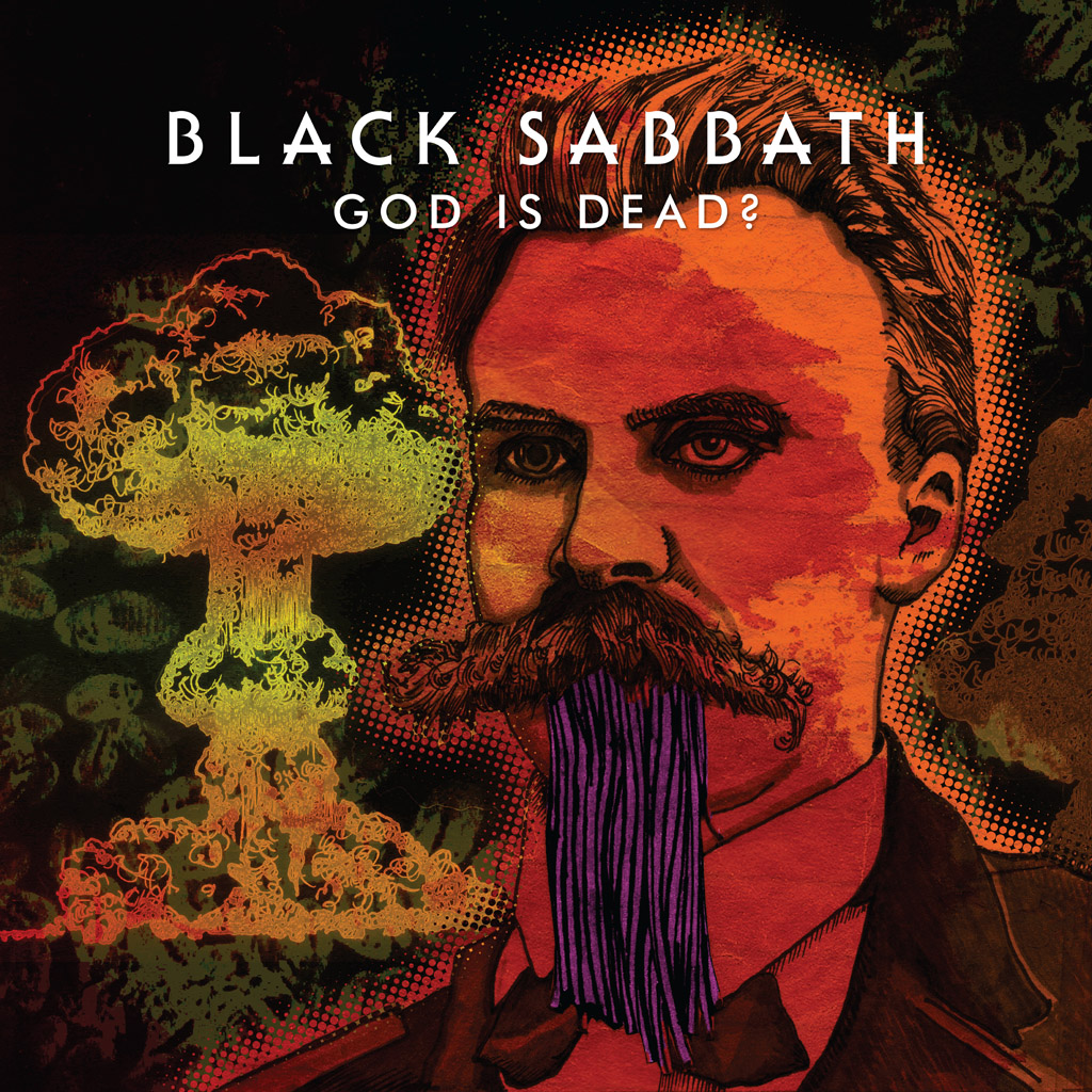 Black Sabbath God Is Dead image