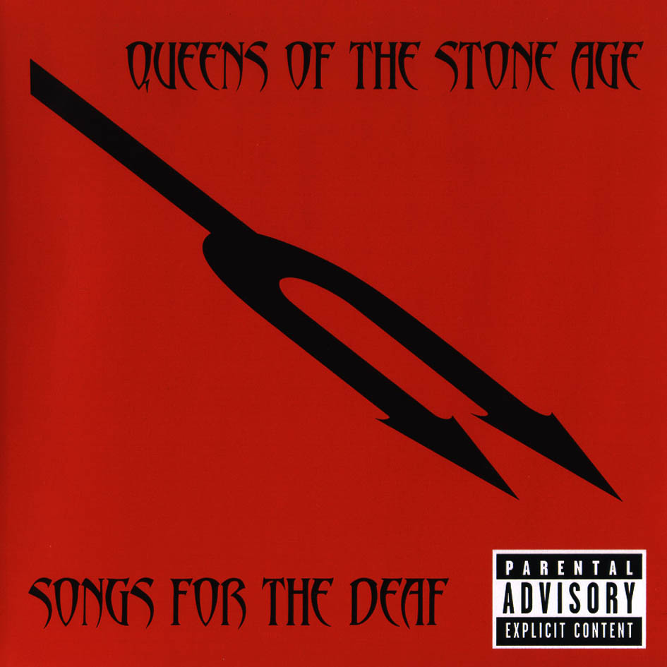 Queens Of The Stone Age Songs For The Deaf cover
