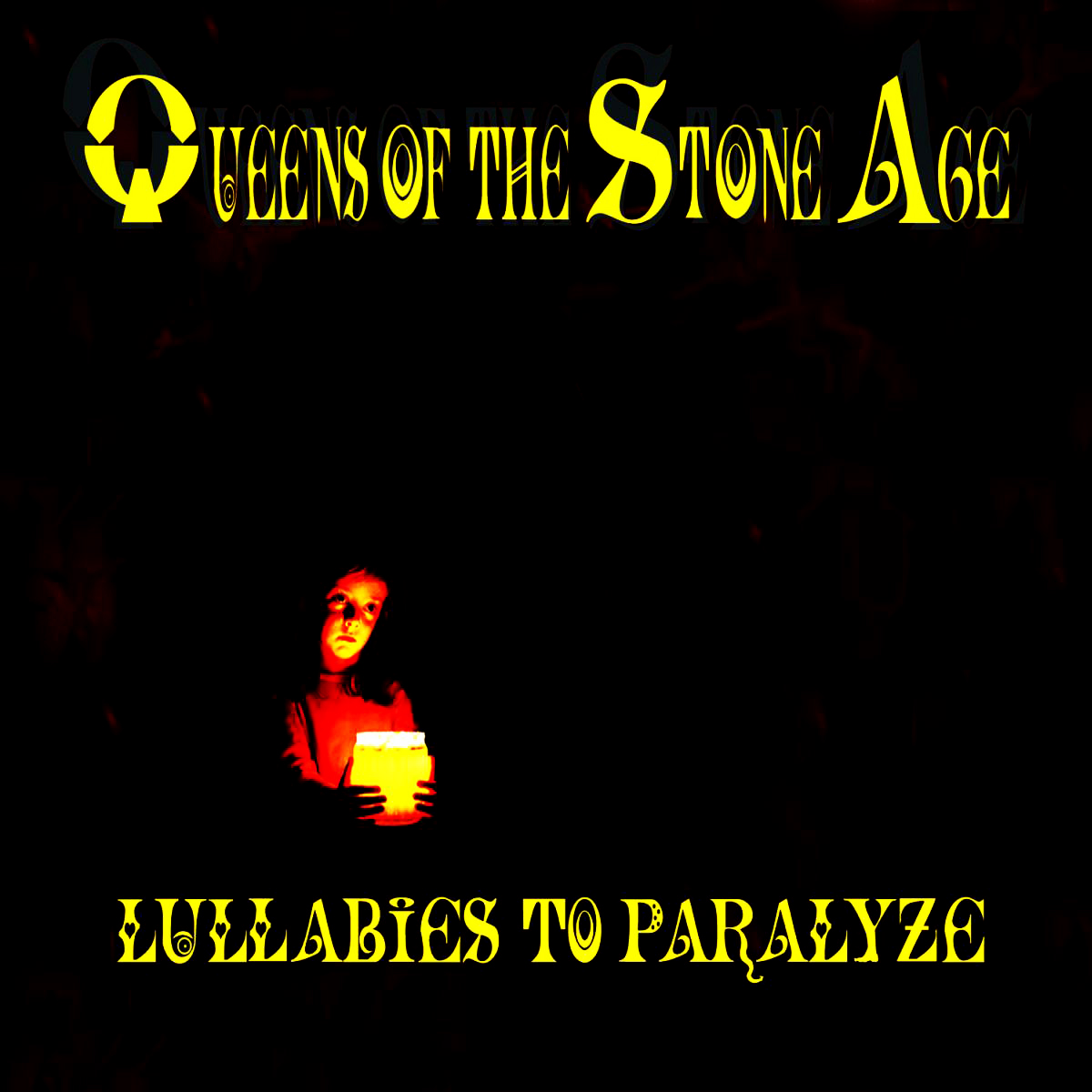 Queens of the Stone Age 2005 LullabiesTo Paralyze album cover