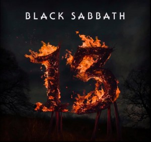 black sabbath 13 album cover image