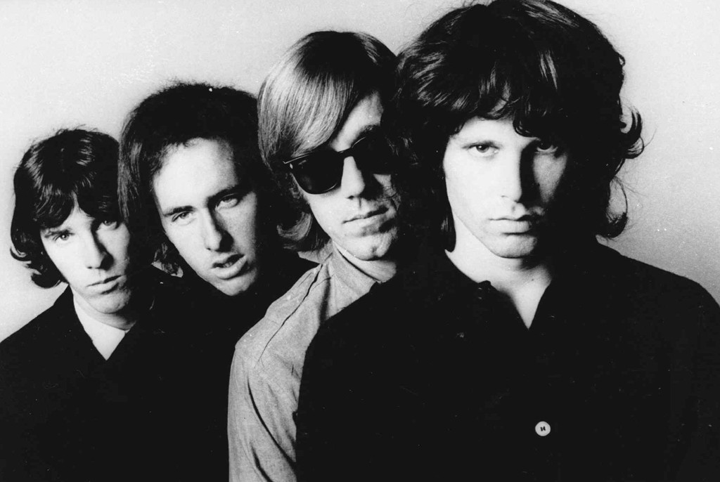 jim morrison Ray Manzarek the doors