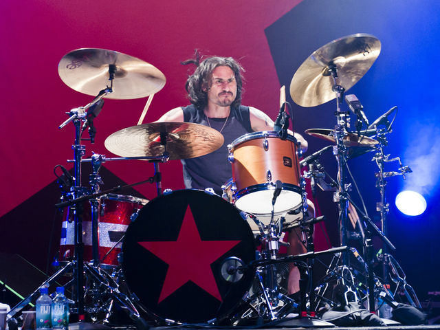 brad wilk rage against the machine