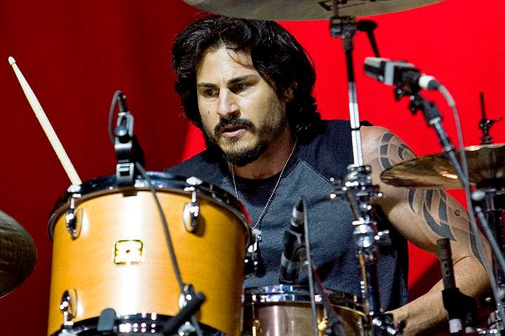 brad wilk with black sabbath