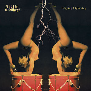 Crying lightning single cover from AM