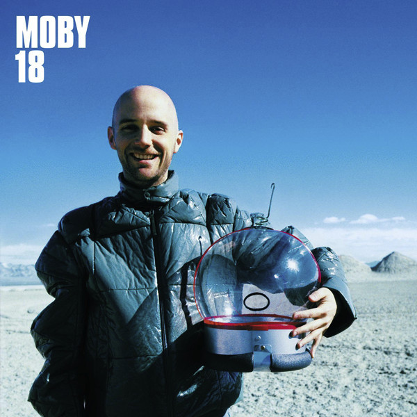 Moby 18 front cover