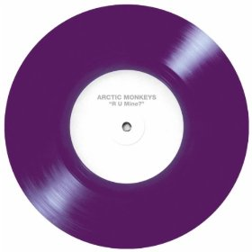 R U Mine Arctic Monkeys single