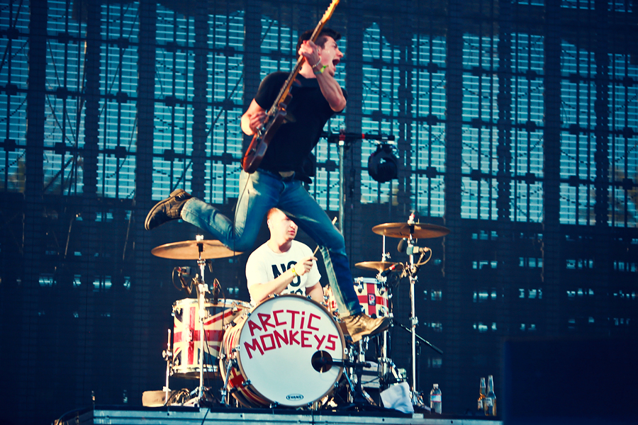 arctic monkeys live tour 2013