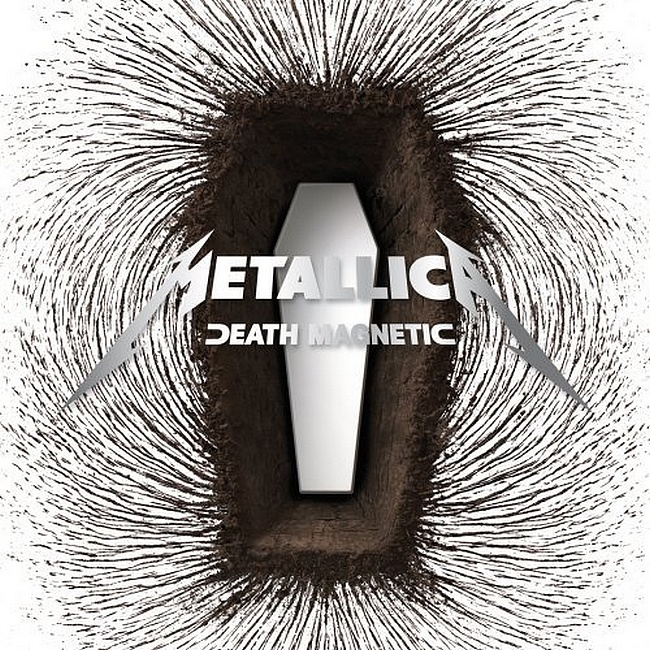 metallica death magnetic front