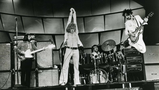 the who live wallpaper