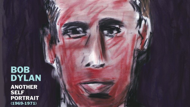 Bob Dylan self portrait cover image
