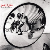 Pearl Jam rearviewmirror cover artwork