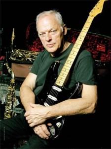 david gilmour black guitar