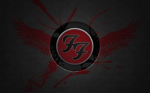 foo fighters wallpaper logo