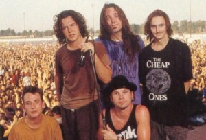 pearl jam live on stage 1992